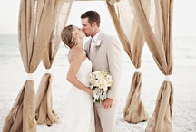Beach Wedding style  / by Chanelle Segerius-Bruce