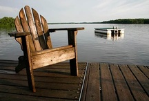 I would love to be here / This board started as wishes of comfort...........  then it became a yearning for those comforts of my past:  Minnesota, her Iron Range, my Ely Lake, and God's Superior. / by Merle Stengel