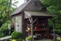 Garden Sheds / by Prince Edward Island Preserve Co.
