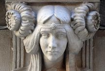 Art Deco/Art Nouveau / by Sally Britain