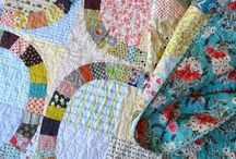 Fabric Love / Quilts & fabric combinations that I love!  / by Lucy Edson