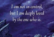 Inspirational words / by Jemima Van Dyk