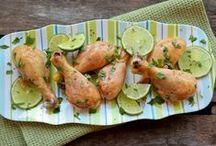 FOOD- Chicken Entrees / by Milda Hadaway
