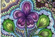 ART - Zentangles / by Milda Hadaway