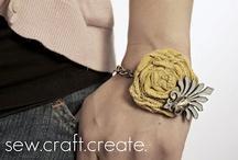 CRAFTY - Jewelry / by Milda Hadaway