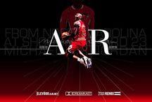 Jordan / Michael Jordan / by Ryan Roston