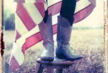 home of the [brave] / U.S.A., Republican, 2nd Ammendment, Support our Troops / by Hannah McGowan