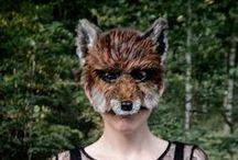 Masks / by Jennifer Lovchik