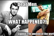 Men / by Jody Jensen