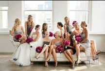 Inspiration: Groups / Fun photographs of groups (Bridal parties, families etc) / by Samantha Melanson