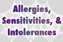 Allergies, Sensitivities, & Intolerances / The pins on this board about allergies, sensitivities, and intolerances are for informational purposes only.  / by Environmental Illness Network Minnesota
