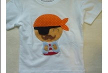 T-shirt / Camisetas / by Cosetes de Marta