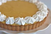 baking/desserts: gluten +/or grain free / by Brittany Collins