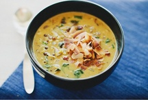 Recipes - Soup - To Try / Soup is good food. / by Jennifer Lovchik