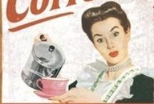 Coffee anyone? / by Kitty Poshepny-Johnson