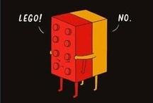 LEGO / by Hugo Giralt Echevarria