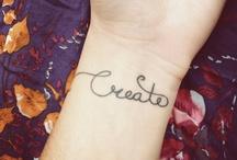 Tattoos / by Kristen Paul
