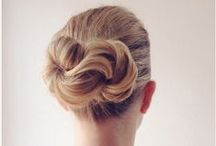 Hair and Hairstyles / hair styles, hair diy, diy hair, hair love / by Julie Crawford