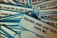 Writing / by Samantha Newsom