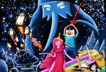 Adventure Time / by Filipe Florentino