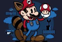 Geek & Game Stuff / by Filipe Florentino