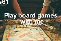 Game Night! / by Kimberly Gilbert