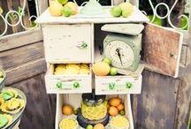 Lemon & Lime / by The DIY Dreamer