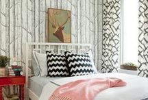 Gorgeous Bedrooms / Beautiful bedrooms! / by The DIY Dreamer