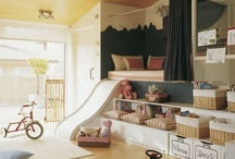 kids rooms / by Marina Delio