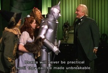 The Wizard of Oz Stuff / by Jessica Hopkins