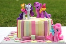 My Little Pony Party / by Jessica Hopkins