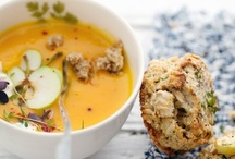 Soup's on!  / Delicious Soup Recipes!  / by Marina Delio