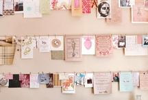 Creative Spaces / by Hayley Sullivan (Buff Chickpea)