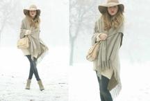 Winter fashion / by Katie Convertino
