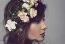 wedding hair wear  / by Katie Convertino