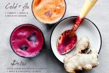 Drink to Health  / by Hayley Sullivan (Buff Chickpea)