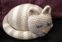 Crochetting stuff / by Donna Cranswick
