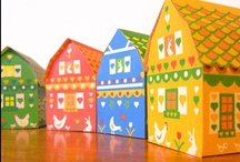 Crafty Chic / Creative DIY, paper crafts, fun craft ideas for the home! / by Ellen Deakin