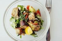 Salad / by Hayley Sullivan (Buff Chickpea)
