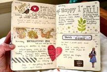 Journal Project / by Rosy Rubio