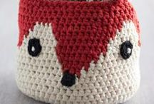 crochet / by Sarah Brewer