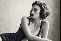 Keira Knightley / by Caroline Ghetes