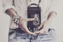Cameras make me happy / by Susannah Conway