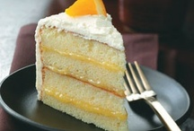 Cakes   / by Nancy Dunow