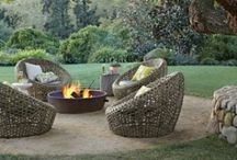 Outdoor Living & Landscapes / by Kirsten Myers