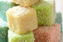 Foodies ~ Cakes, Cakes, Crumby Cakes! / by L Li