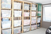 Organized Storage Room / by Emerald Eyes