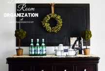 Organized Dining Room / by Emerald Eyes