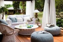Outdoor Spaces / by Kelsey Sharp