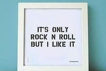 For those about to ROCK / We salute you!! / by Cathe Richards